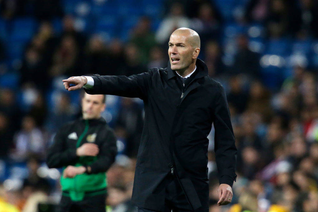 Zidane: E di se cilët lojtarë do t'i transferojë në verë