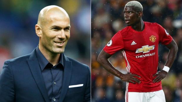 Zidane: Më pëlqen shumë Pogba