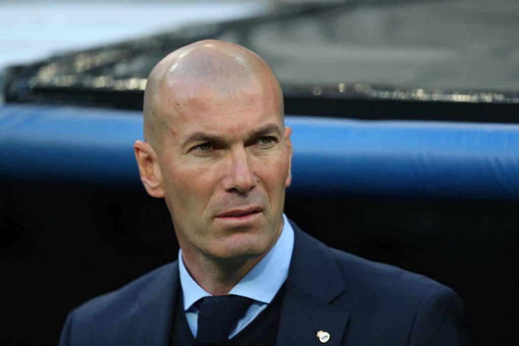Zidane: Shumë lojtarë të Realit mund të shiten