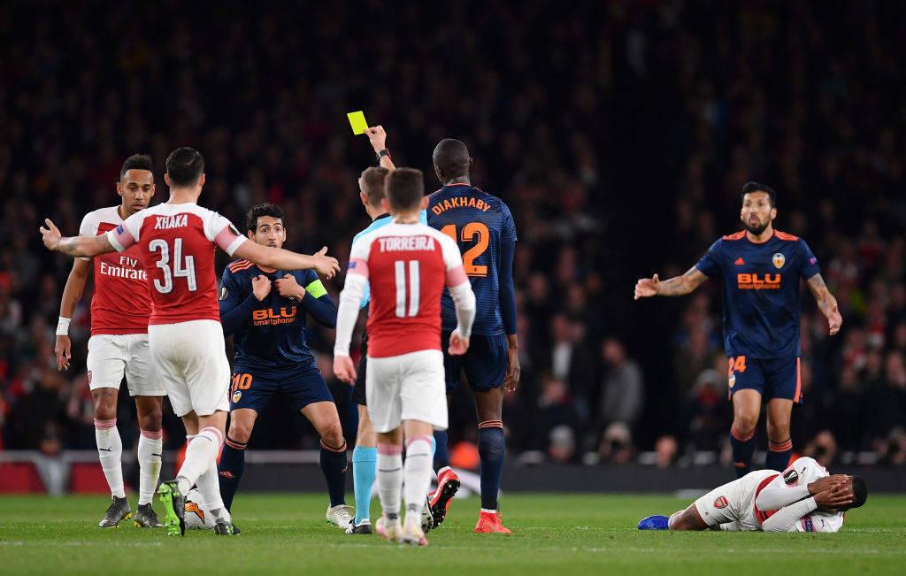 Arsenal 3-1 Valencia, notat e lojtarëve: Shkëlqejnë dyshja sulmuese, Xhaka ndër më të mirët