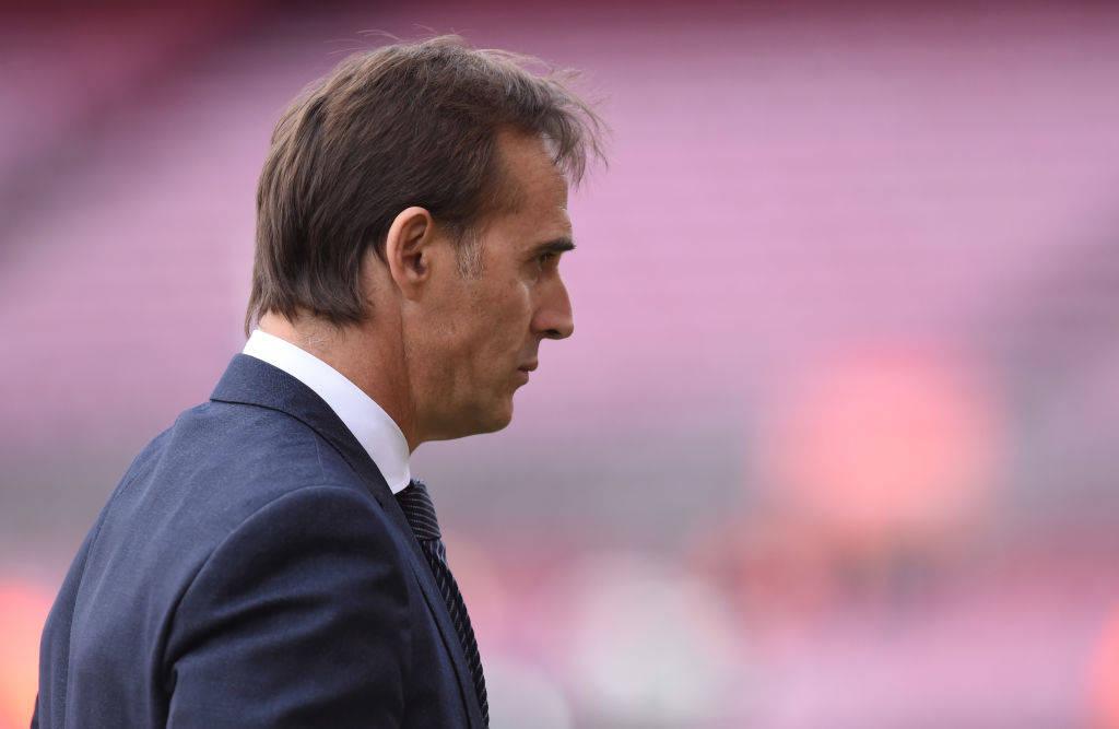 Bayern Munich takime me Julen Lopeteguin