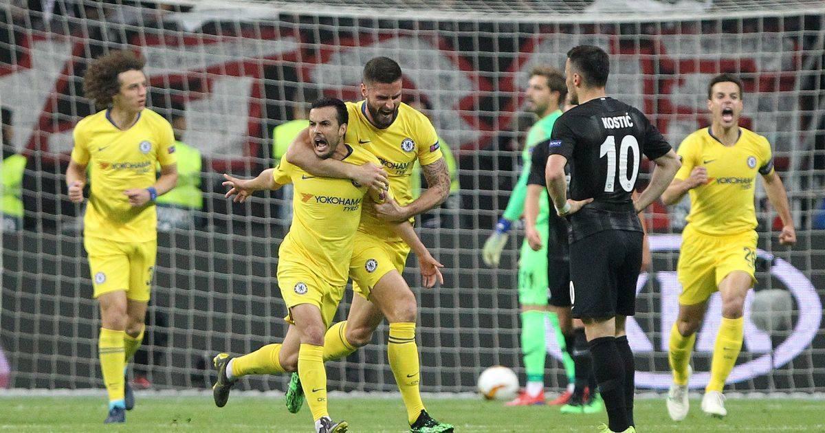 Chelsea luan ndaj Eintrachtit për të siguruar finalen e Ligës së Evropës, formacionet e mundshme