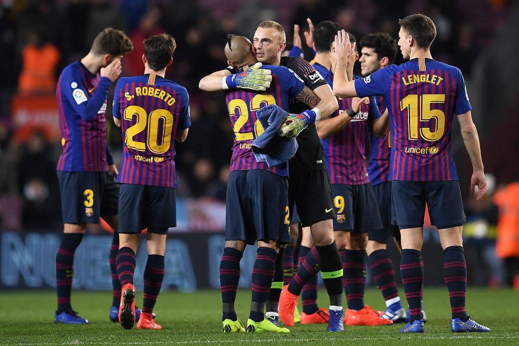 Juventus i do tre lojtarët e Barcelonës
