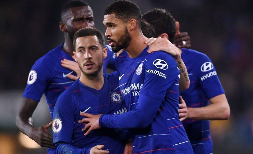 """Loftus-Cheek i ka kënduar Hazardit, """"Eden, duam të qëndrosh"""" për ta mbajtur te Chelsea"""