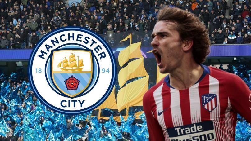 Manchester City futet në 'luftë' me Barcelonën për Griezmaninn, të gatshëm ta paguajnë klauzolën prej 120 milionë eurove