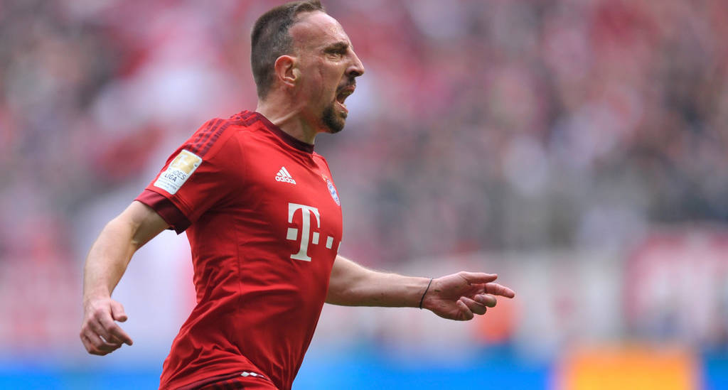 Mes futbollit dhe pensionimit, Ribery nuk e di të ardhmen