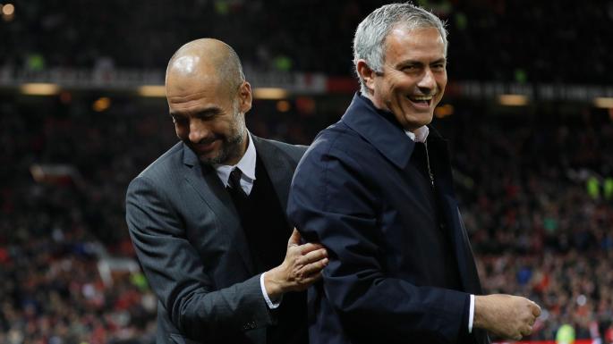 Mourinho arsyetohet se pse Guardiola ka një trofe më shumë se ai