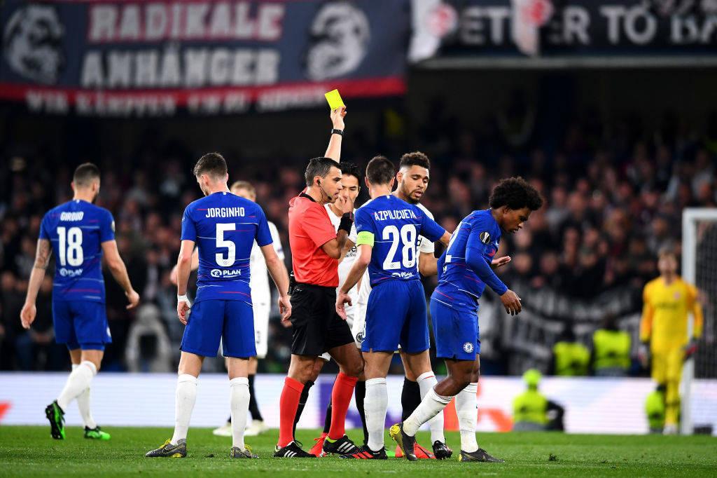 Ndeshja Chelsea – Eintracht Franfkurt shkon në vazhdime