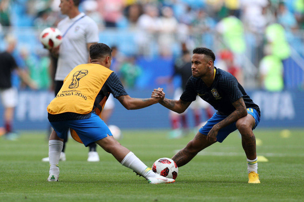 Neymari e dëshiron Coutinhon te PSG