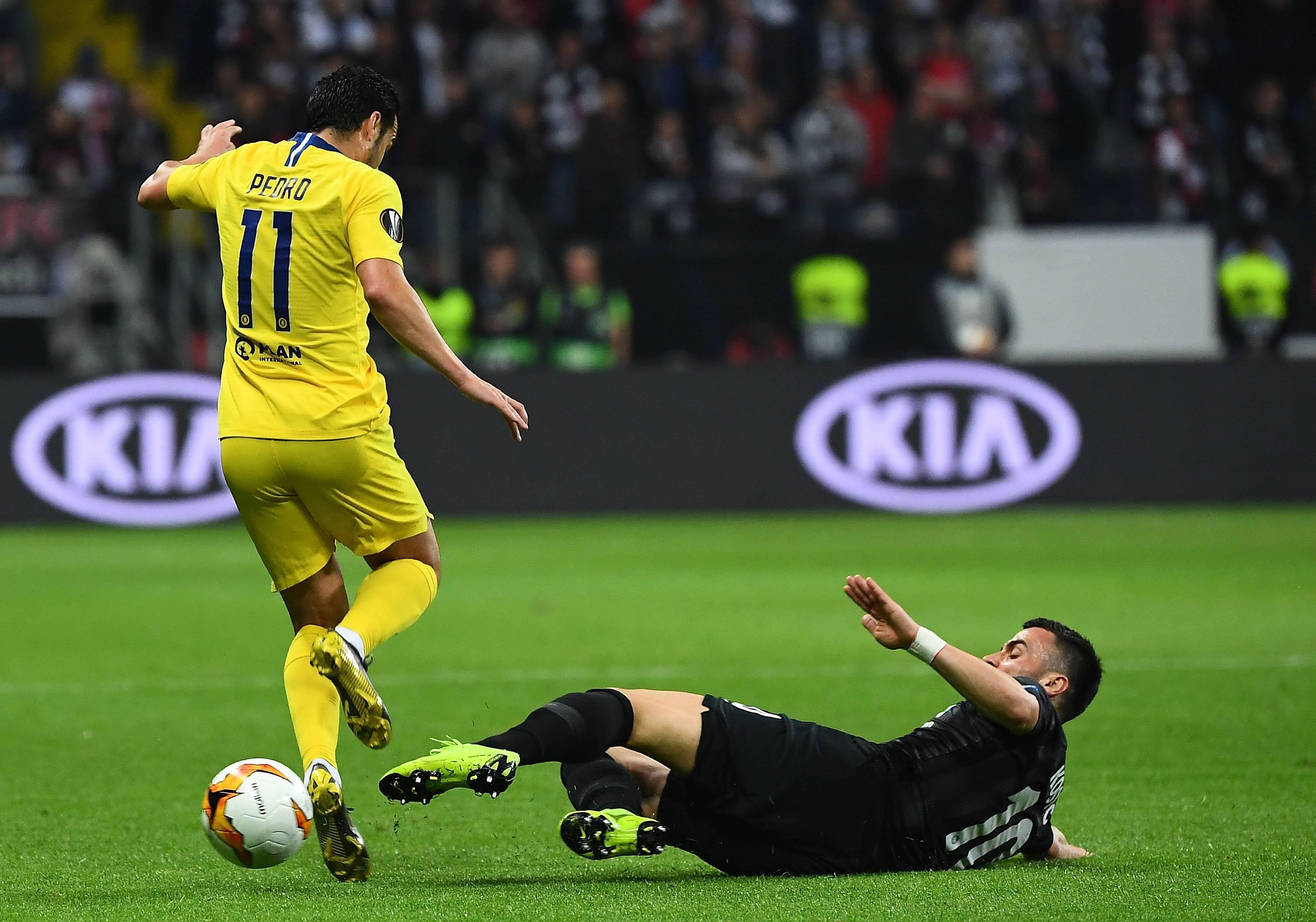 Notat e lojtarëve: Eintracht Frankfurt 1-1 Chelsea