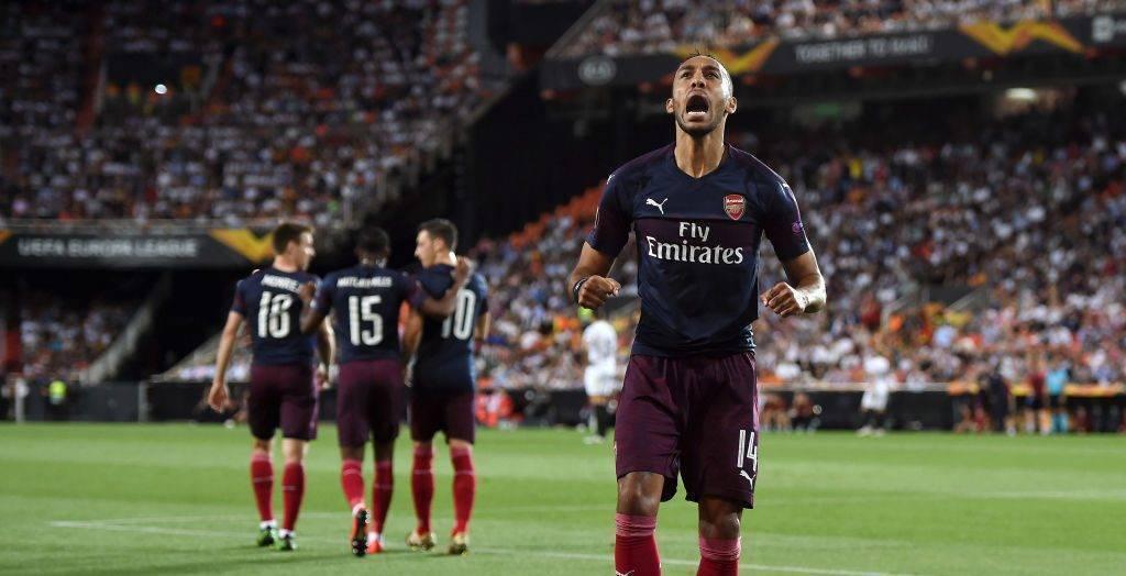 Notat e lojtarëve, Valencia 2-4 Arsenal: Aubameyang me notën 10-të