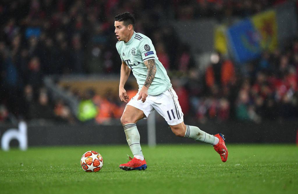PSG ka gati ofertën për James Rodriguez