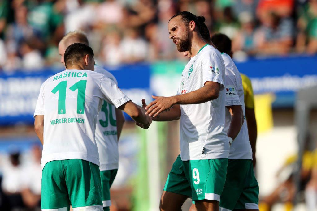 Rashica volli para ndeshjes ndaj Hoffenheimit, trajneri i Werderit: Ai e sakrifikoi veten për skuadrën