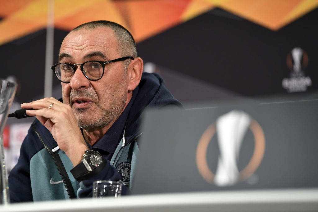 Sarri: Merituam të fitojmë ndaj Eintrachtit, dua ta fitojmë edhe finalen