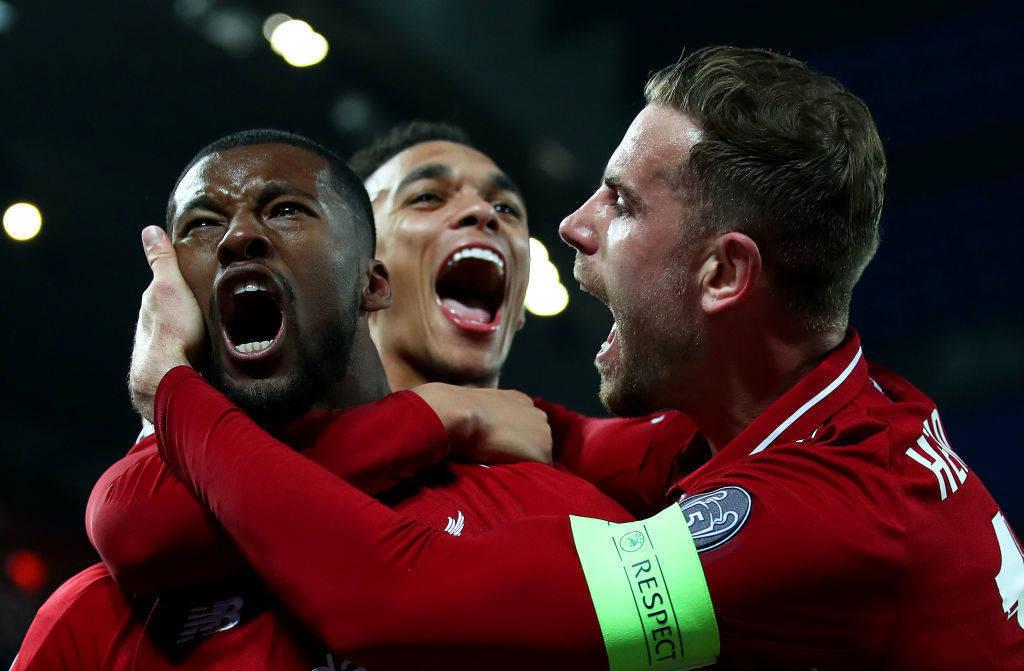 Sterling: I gëzuar me rikthimin e Liverpoolit ndaj Barçës, i lumtur ta shohësh Hendersonin dhe Arnoldin në finale