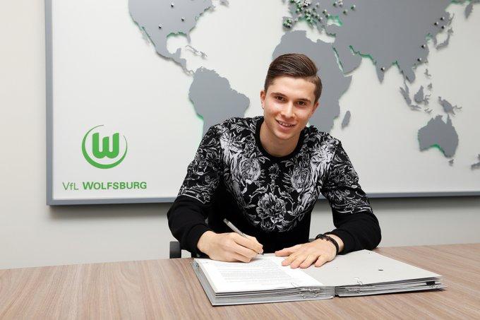 Zyrtare: Elvis Rexhbecaj vazhdon kontratën me Wolfsburgun