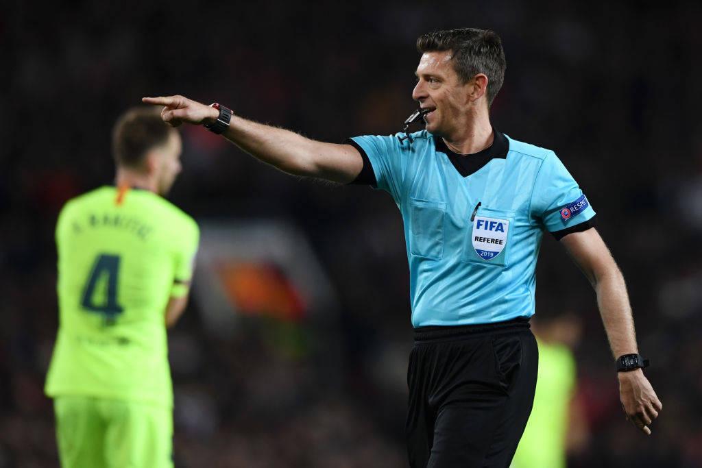Zyrtare: Rocchi ndan drejtësinë në finalen e Ligës së Evropës mes Chelseat dhe Arsenalit