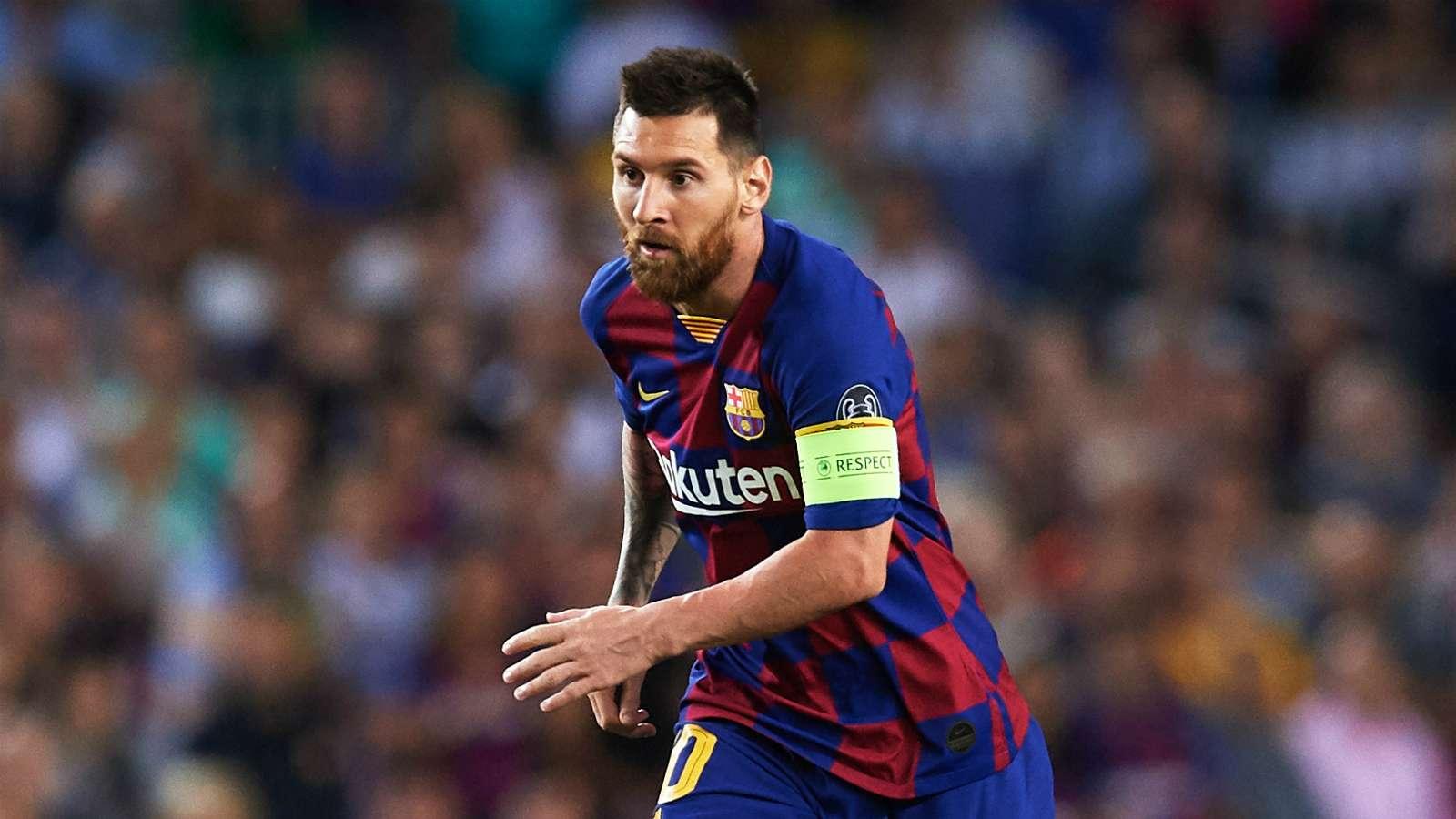 Barcelona pritet t'i ofrojë Messit kontratë afatgjate