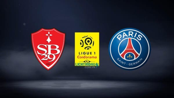Formacionet zyrtare: Brest – PSG