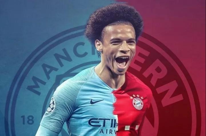 Bild: Bayern Munich e ka mbyllur marrëveshjen për Leroy Sanen