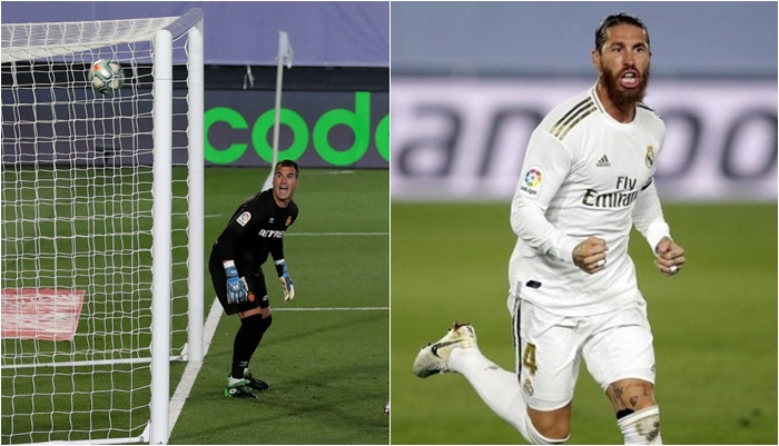 """Plot 528 ditë pa gol nga goditjet e dënimit – Ramos thyen """"mallkimin"""" e Real Madridit"""