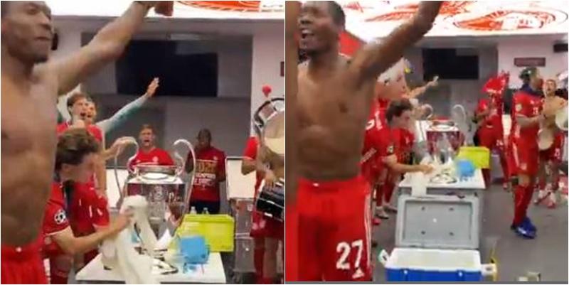 Bayerni festonte trofeun e gjashtë të Ligës së Kampionëve – por Odriozola pushtoi internetin me veprimin e tij
