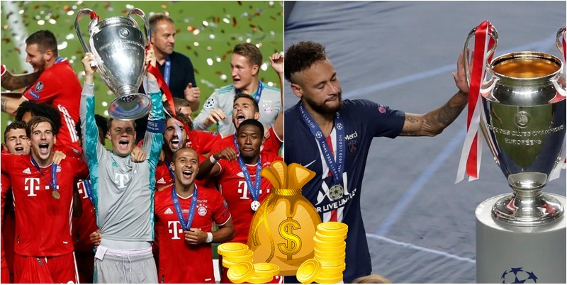 Dështuan në finale – por PSG do të fitojë më shumë të holla se sa Bayerni