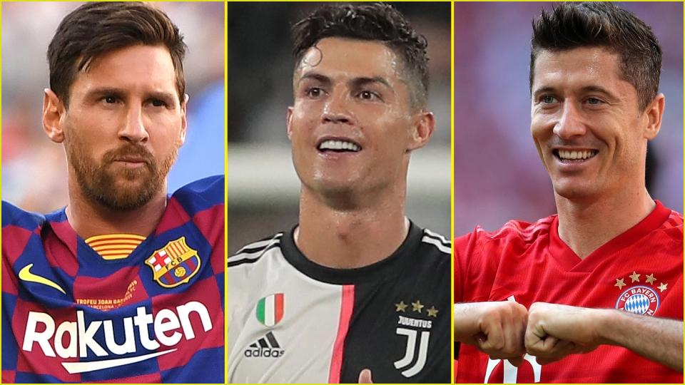 Dhjetë golashënuesit më të mirë në histori të Ligës së Kampionëve