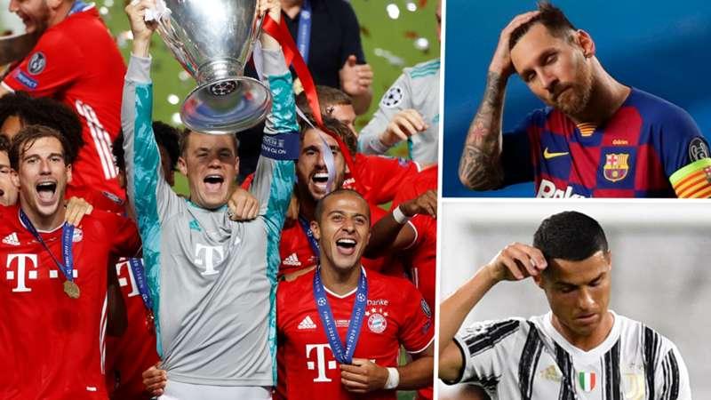 Formacioni i sezonit në Ligën e Kampionëve: Pa Messin apo Ronaldon – i dominuar nga Bayern Munich