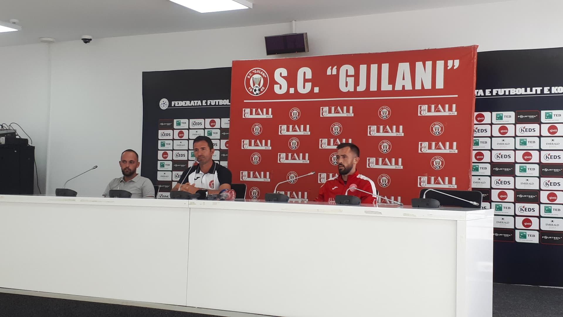 Gjilani nuk i frikësohet APOEL-it, Mezani e Usenin njëzëri: Gjasat e barabarta, duam ta fitojmë ndeshjen