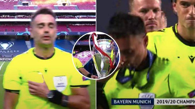 Gjyqtari ishte ylli më i madh i finales së Ligës së Kampionëve mes PSG-së e Bayern Munichut