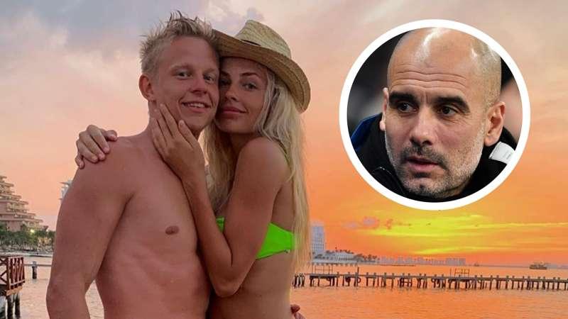 I tha Guardiolas se ishte faji i tij për eliminimin e Cityt nga LK – Zinchenko sqaron deklaratën e gruas së tij