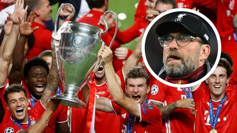 Klopp për triumfin e Bayernit në Ligën e Kampionëve: Kishin pak fat