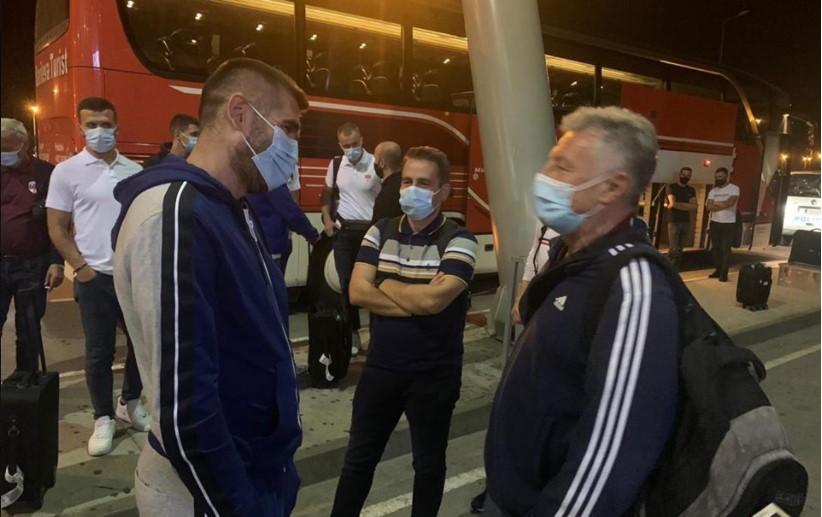 Prishtina mbërrin në Kosovë, do të punohet për dosjen e argumenteve për t'ia dërguar UEFA-s