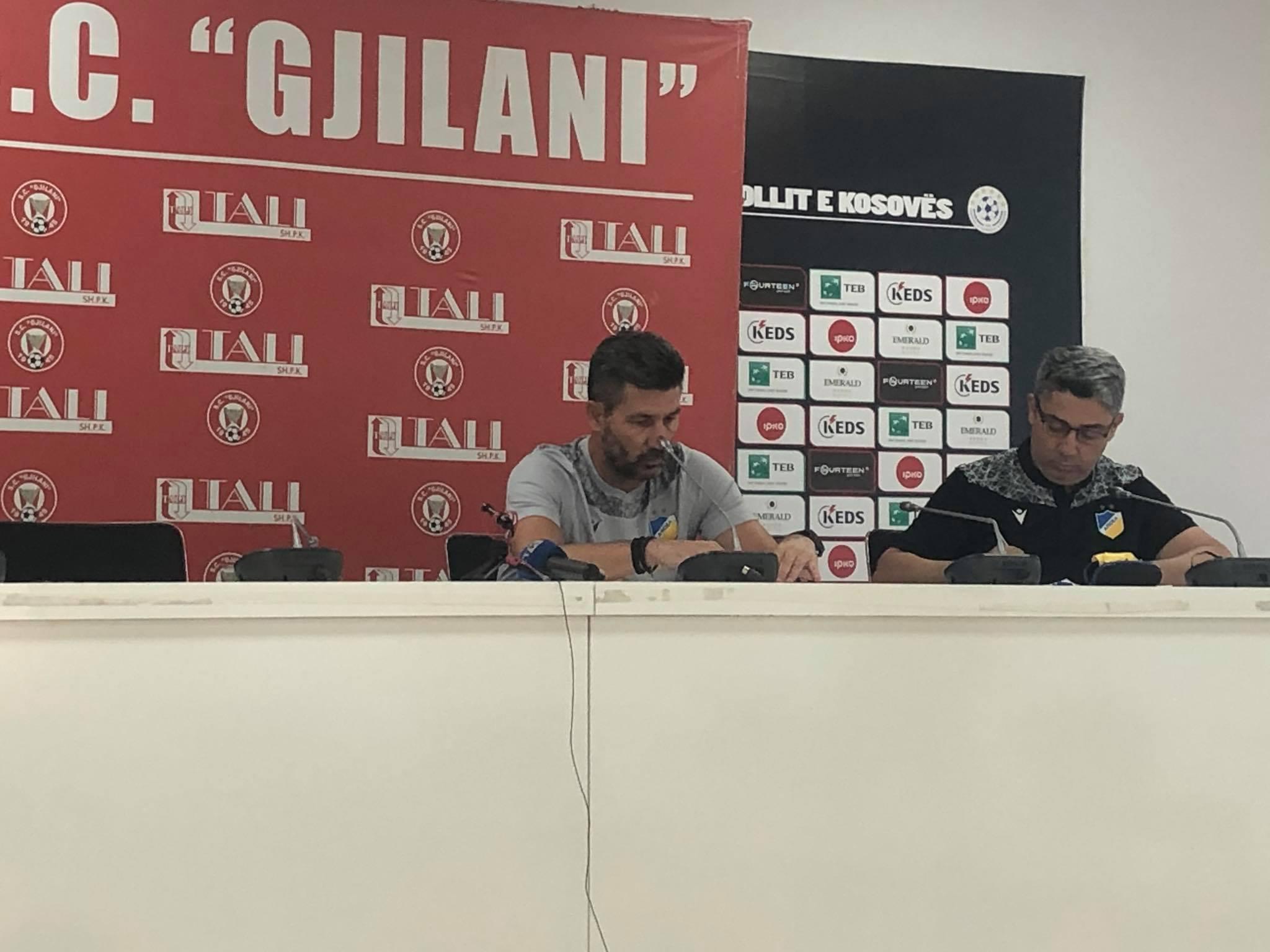 Trajneri i APOEL-IT, Ouzounidis: Jemi favorit, jemi ardhur për fitore