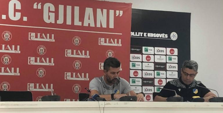 Trajneri i APOEL-it, Ouzounidis: Kishim frikë se ndeshja mund të shkonte më keq, por arritëm të fitojmë