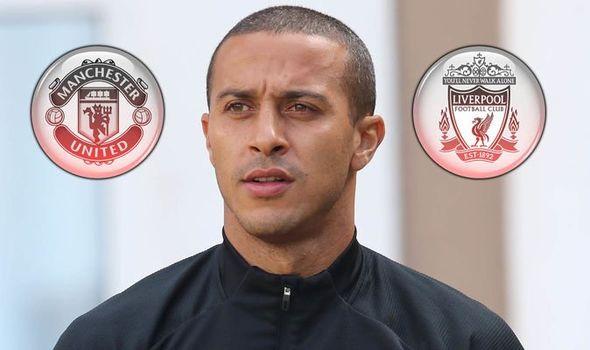 Alcantara i reziston Manchester Unitedit, pret Liverpoolin