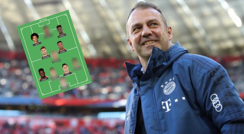 Bayerni pritet të jetë edhe më i frikshëm në edicionin 2020/21 – kështu mund të luajë Flick
