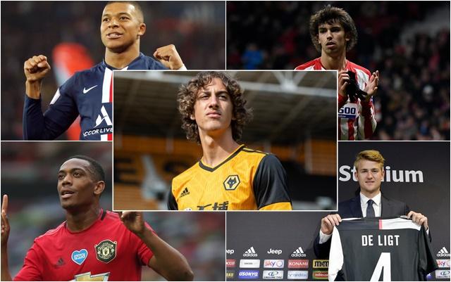 Top 10 të rinjtë më të shtrenjtë në histori – Fabio Silva me kalimin te Wolves futet në listë