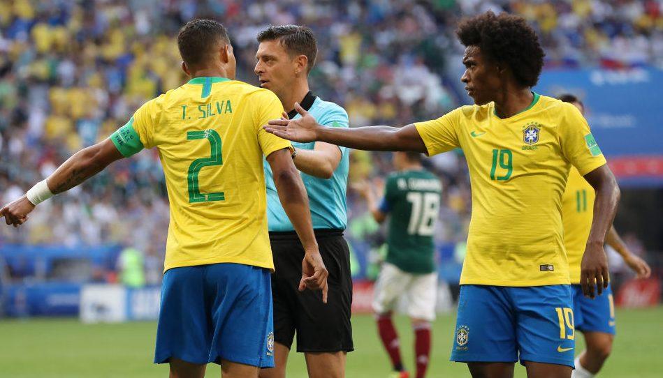 Willian i ka thënë Silvas: Po ta dija se do të transferoheshe te Chelsea, do të qëndroja
