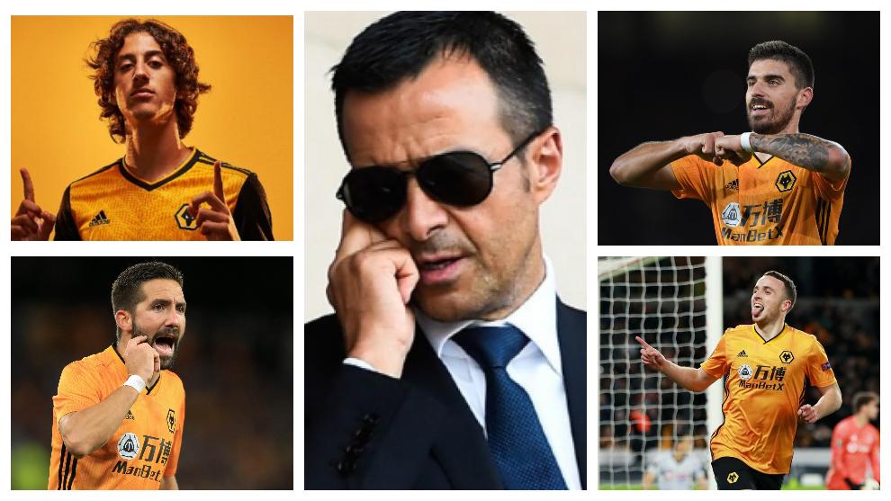 Wolvesi i Jorge Mendes: Dy herë më shumë lojtarë portugezë sesa britanikët