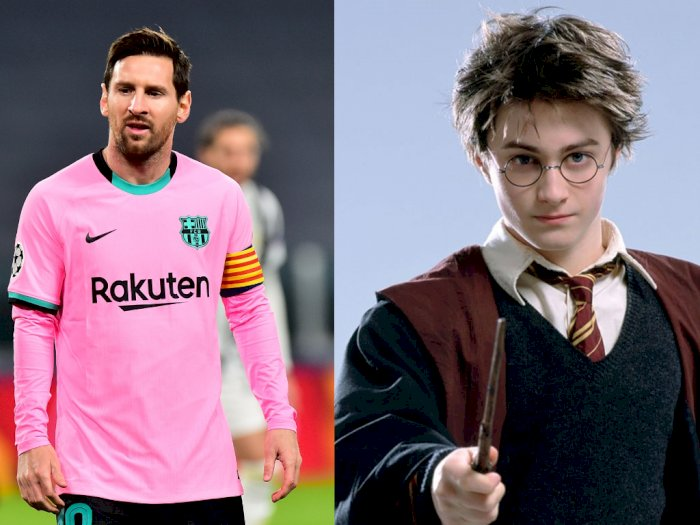 """""""Do ta hedh TV-në kur Mesi të ndalet së luajturi"""", Bobo Vieri: Ai është Herri Poteri i futbollit"""