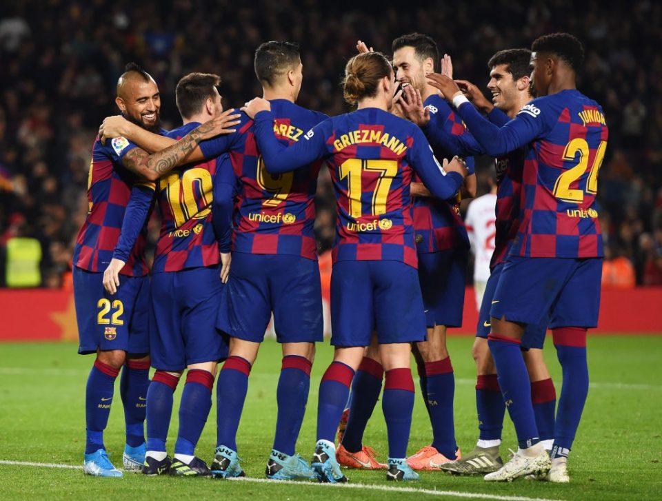 E konfirmon drejtori sportiv: Lojtari ynë ka arritur marrëveshje me Barcelonën, firmos të hënën