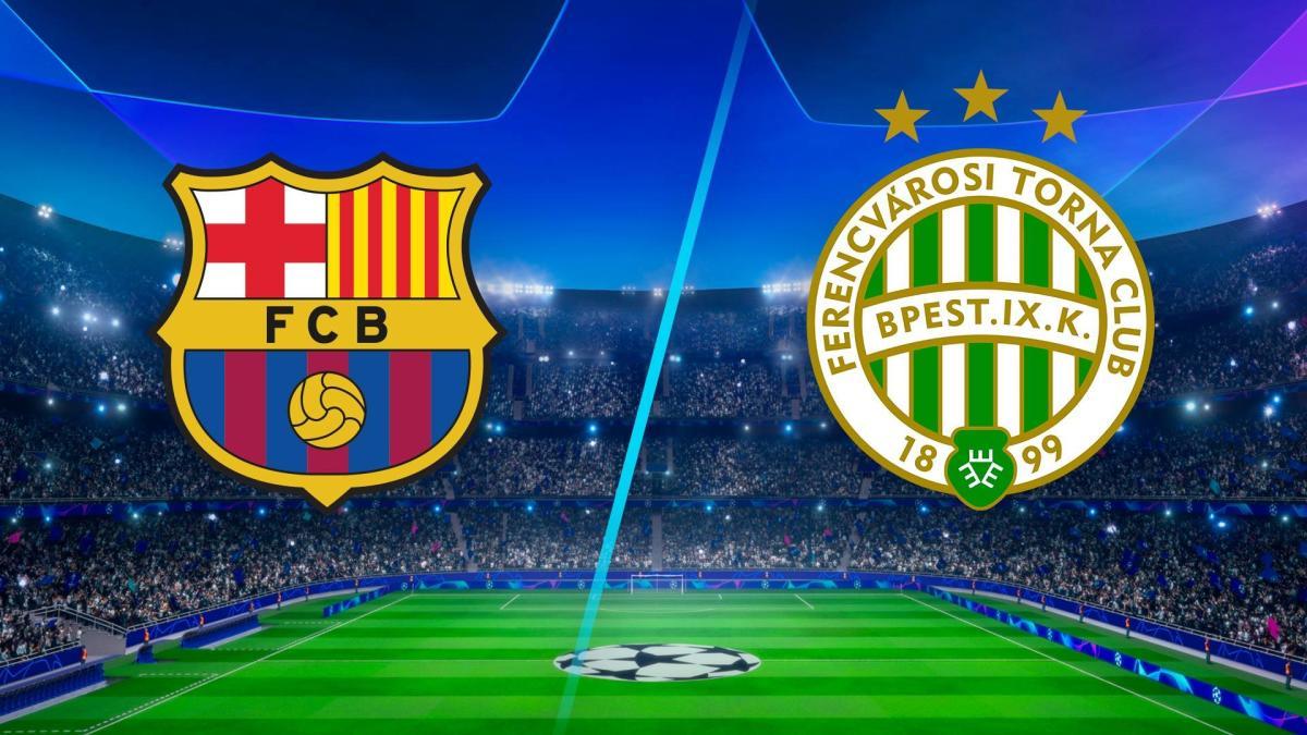 Uzuni blerja më e shtrenjtë në historinë e klubit, Barcelona-Ferencvarosh si një sfidë mes Davidit dhe Golias