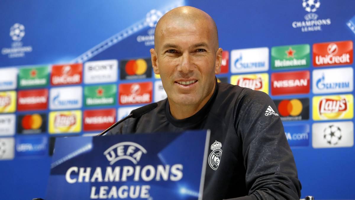 """Champions/ """"E njoh shumë mirë Konten"""", Zidan: Do të jetë sfidë delikate"""