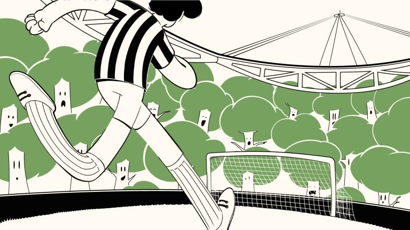 Iniciativa speciale e Juventusit, për çdo gol do të mbjellë… 200 pemë