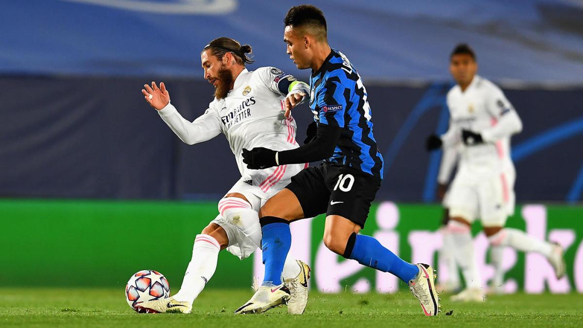 Shkruan tjetër faqe në historinë e Realit, Ramos shënon arritje madhore me golin ndaj Interit