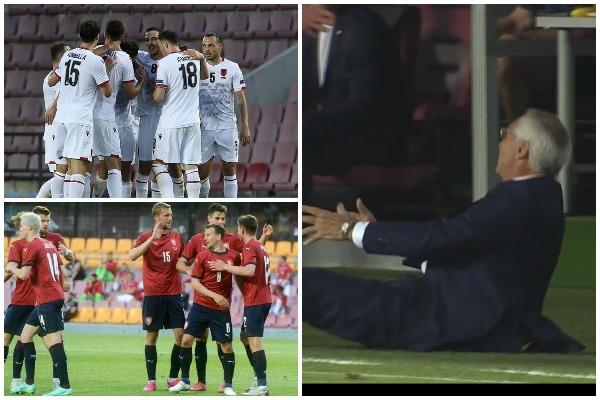 """Nuk mjafton """"kryevepra"""" e Cikalleshit, Shqipëria humb miqësoren në Çeki"""