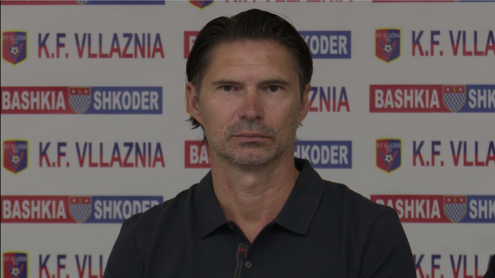 Trajneri Thomas Brdariç zgjidhet trajneri i ri i Vllaznisë