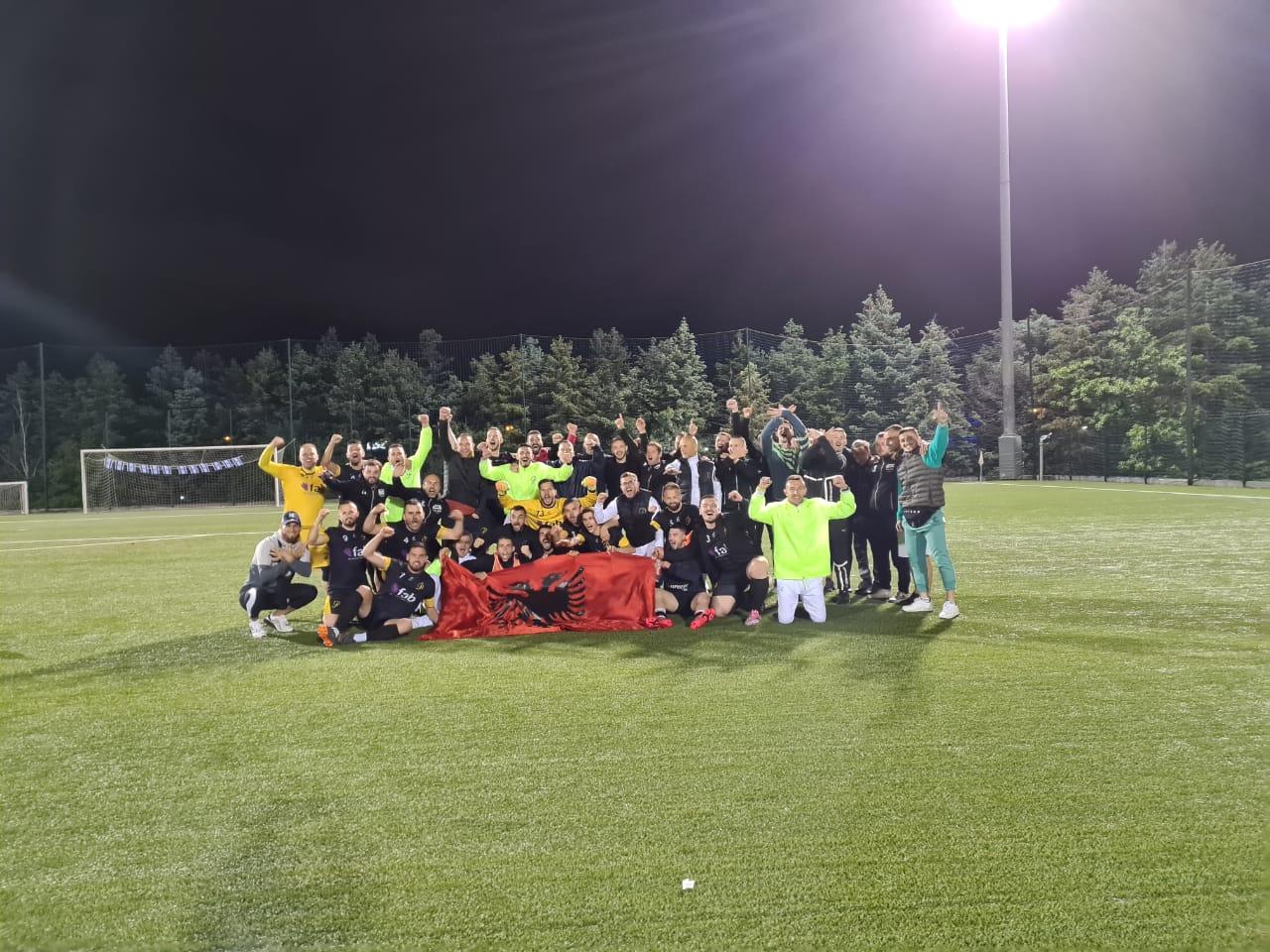 VIDEO/ Prestige nuk ndalet, kualifikohet në fazën gjysmëfinale të Urban Cup